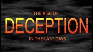 Jesus' Warning of Deception