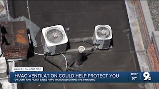 Expert: HVAC ventilation could help protect you during pandemic