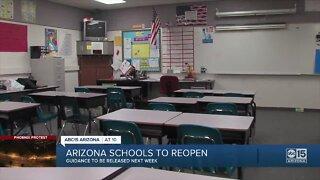 Arizona schools to reopen this upcoming school year