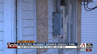 Elderly woman dies in Lone Jack house fire