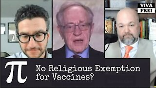 No Religious Exemptions (Lecture Highlights)