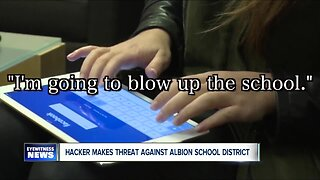 Hacker makes threat against school from Albion student's Facebook page