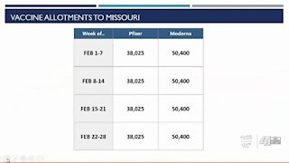 Missouri officials answers COVID-19 vaccine questions