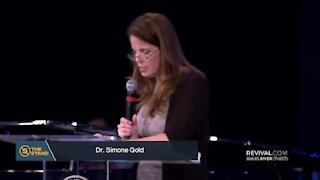 """Dr. Simone Gold January 14th, 2021 """"The truth about the COVID Vaccine"""""""