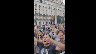"""Protests across Greece against the experimental COVID """"vaccine"""""""