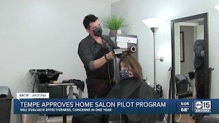 Tempe approves pilot program for at-home barbershops, salons