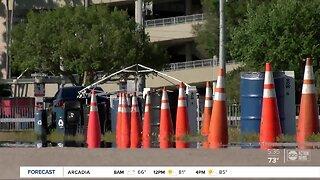 Coronavirus testing site at Raymond James Stadium will open Wednesday