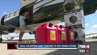 Local business owners deliver generators, supplies to the Bahamas