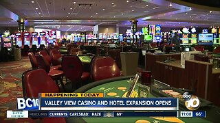 Valley View casino and hotel expands