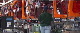 GM makes plans to reopen plants may 18