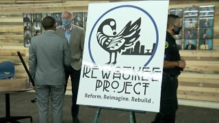 """Milwaukee Police Chief launches """"Rewaukee"""" initative"""