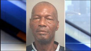 Man arrested after shooting wife's adult son, daughter inside home