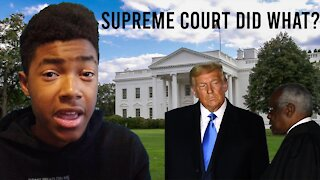 SUPREME COURT DID WHAT?