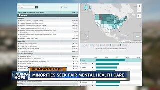 #FINDINGHOPE: Minorities seek fair mental health care