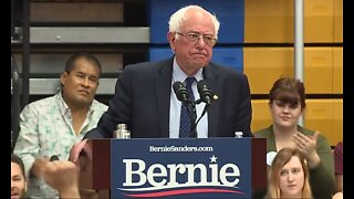 Sen. Bernie Sanders holds town hall, meeting in Southern Nevada