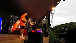 SOUTH AFRICA - Cape Town - Matthew Mole performs at Kirstenbosch Summer Sunset Concerts (Video) (rff)