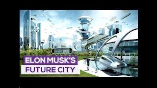Future City, Elon Musk's Dream City