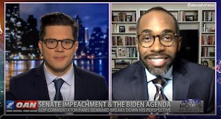 After Hours - OANN Impeachment Charade with Paris Dennard