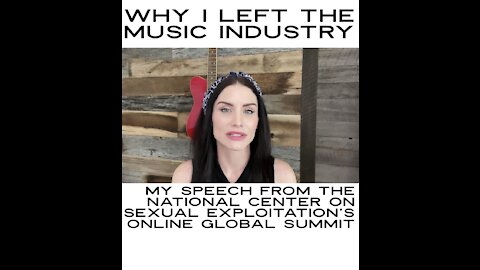 Why I LEFT The Music Industry/Hollywood