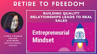 Building Quality Relationships Leads To Real Sales