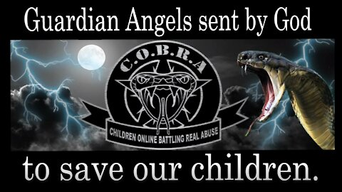 Check out the Guardian Angels sent by God to save our Children.