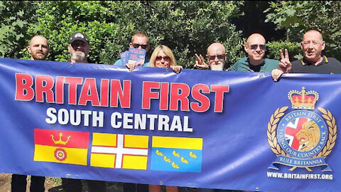 Britain First launches new region with day of action in Bournemouth!
