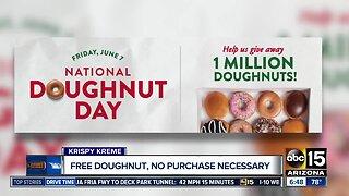 National Doughnut Day deals!