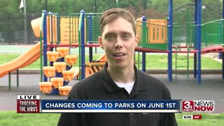 Changes Coming to Parks on June 1
