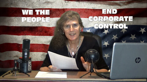 The Connie Bryan Show June 2021: History of the Globalists & Their 'New World Order' Agenda Exposed