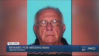 Reward for information concerning missing Fort Myers man