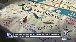 Cancer screening held Saturday in Boynton Beach