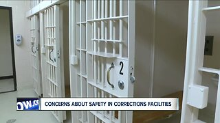 Concerns about safety in corrections facilities