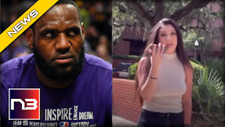 College Students REACT to LeBron James' Hatred of Police