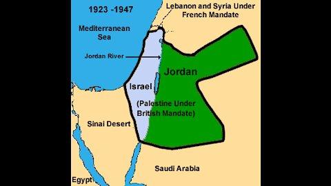 Palestinian-Israeli One-State Peace Plan