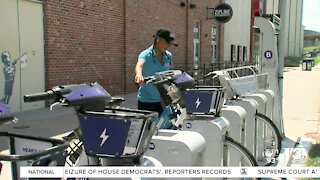 Heartland BCycle offers free bike valet for College World Series