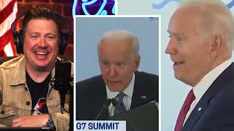 Top Dementia Moments From Joe Biden's G7 Summit   Louder With Crowder