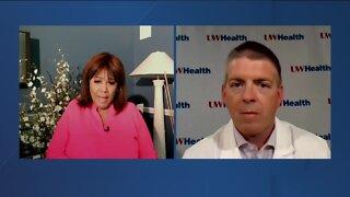 Coronavirus update with Dr. Jeff Pothof