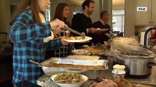 Thanksgiving may contribute to a new surge in COVID-19 cases