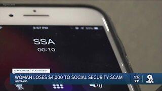 DWYM: Social Security Scam Returns