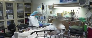 CDC: Health care workers test positive