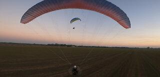 Flying South Alabama