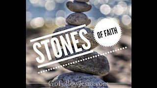 Stones of Faith (Sermon) by Tyson Cobb - Pastor/Evangelist