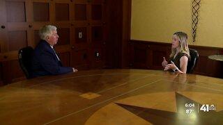 Missouri Gov. Mike Parson weigh on Missouri Medicaid expansion lawsuit