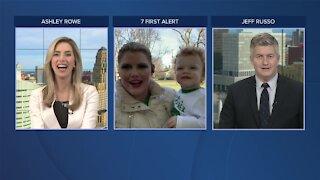 7 First Alert Forecast 5 p.m. Update, Wednesday March 17