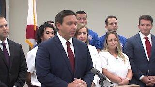 Governor DeSantis on Surfside condo collapse
