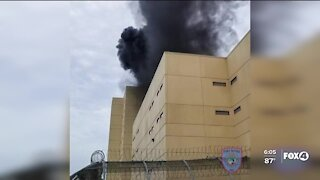 NAACP visits Lee County Jail after fire