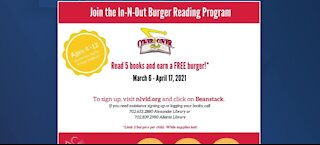 North Las Vegas Library teams up with In-N-Out for reading program