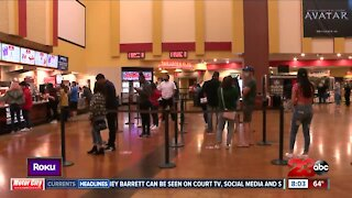 Movie theaters reopen in Kern County