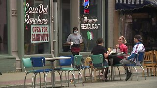 Barberton businesses welcome back customers with help of road closures