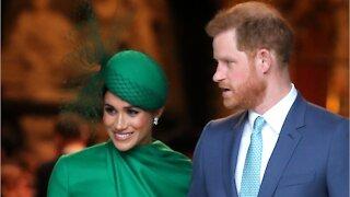 Meghan Markle, Prince Harry Quarantine With Archie